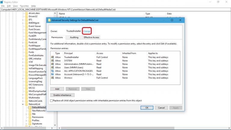 windows module installer high disk usage windows 10