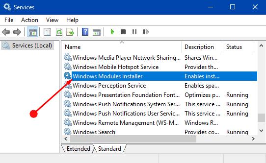 Windows Modules Installer Worker High CPU Usage - How to Fix