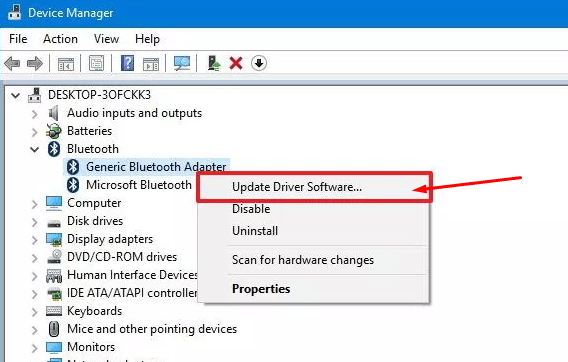 Windows 10 Bluetooth Not Working - How to Fix - Techniedges